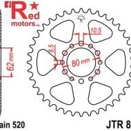 Foaie/pinion spate JTR845.46 520 cu 46 de dinti pentru Yamaha SR 250, XT 250