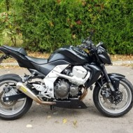 Motocicleta de ocazie - Kawasaki Z750 2007