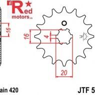 Pinion fata JTF 546 cu 12 dinti