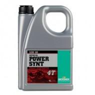 Ulei motor Motorex Power Synt 10W60 - 4L