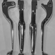 Set manete frana si ambreiaj Honda Shadow VT1100C