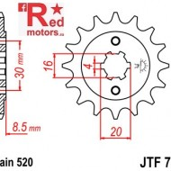 Pinion fata JTF 718 cu 12 dinti