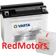 Acumulator/baterie moto Varta - Y50-N18L-A pentru Harley Davidson, Honda, Kawasaki, Moto Guzzi
