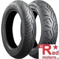 Anvelopa/cauciuc moto spate Bridgestone E-MAX (72W) TL Rear 170/60R17 Z