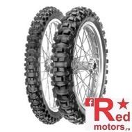 Anvelopa/cauciuc moto spate Pirelli SCO XC MID HARD M+S HD TT Rear 140/80-18 70M