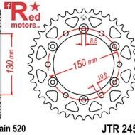 Foaie/pinion spate JTR245/3.47 520 cu 47 de dinti Honda FMX 650