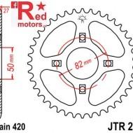 Foaie/pinion spate JTR256.38 420 cu 38 de dinti Honda ST 50, XR 80