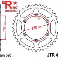 Foaie/pinion spate JTR460.47 520 cu 47 de dinti pentru Kawasaki KLX 250, KLX 300, KLX 450