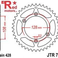 Foaie/pinion spate JTR797.51 428 cu 51 de dinti pentru Suzuki DR-Z 125