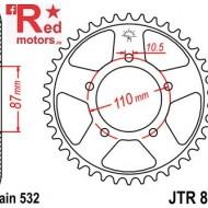 Foaie/pinion spate JTR830.45 532 cu 45 de dinti pentru Suzuki GSX-R 1100