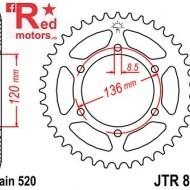 Foaie/pinion spate JTR846.37 520 cu 37 de dinti pentru Yamaha RD 350, SRX 600, XJR 400