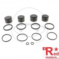Kit reparatie etrier frana fata BMW K 100 RS4V, K 1100 RS, K 1100 LT, K 1200 RS 5 inch rim ABS, K1 1000, R 850 R Cast wheel, R 1100 GS, R 1100 RS