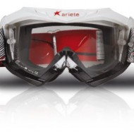 OCHELARI MOTOCROSS ARIETE OKI DOKI 11 WHITE BLACK RED