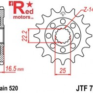 Pinion fata JTF 742 cu 15 dinti