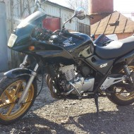 Motocicleta Honda CB500S