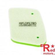 Filtru de aer Hiflo HFA6111 pentru APRILIA Leonardo 125 1996-2005, Leonardo 150 1996-2005