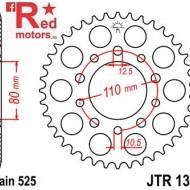 Foaie/pinion spate JTR1332.42 525 cu 42 de dinti pentru Honda CB 450, CB 500