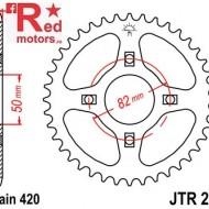 Foaie/pinion spate JTR256.46 420 cu 46 de dinti pentru Honda CB 50, AJS DD 50 E-2 Regal Raptor