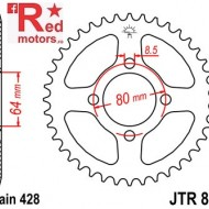 Foaie/pinion spate JTR838.36 428 cu 36 de dinti pentru SYM XS 125 K, Yamaha RD 125, YBR 125 ED, YBR 125 SPD Custom