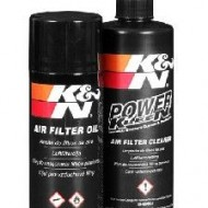 Kit curatare si ungere filtre aer sport K&N