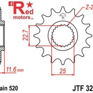Pinion fata JTF 3221 cu 13 dinti
