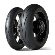 Set Anvelope Dunlop SPORTMAX GP RACER D211 (M): 120/70-17 (58W) + 180/55-17 (73W) (DU625924 + DU625928)
