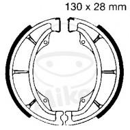 Saboti frana EBC 130X28 mm