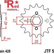 Pinion fata JTF 576 cu 17 dinti