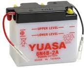 Acumulator moto TOPLITE YUASA - 6N4B-2A (CU INTR., NU INCL. ACID)
