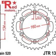 Foaie/pinion spate JTR1308.45 520 cu 45 de dinti pentru Honda CBR 600