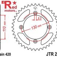 Foaie/pinion spate JTR215.56 420 cu 56 de dinti pentru Honda CR 80, CR 85