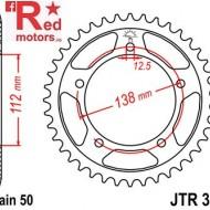 Foaie/pinion spate JTR302.41 530 cu 41 de dinti pentru Honda CB 900, CB 1300, CBF 1000