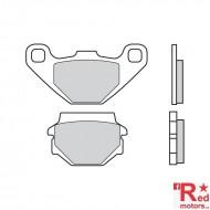Placute spate spate Brembo 07KS04TT Off Road - TT 84,9x42,4x7,5/55,8x37,0x9,8 pentru Kawasaki GPZ 500, KR-1 250, ZR 550, Suzuki RGV 250
