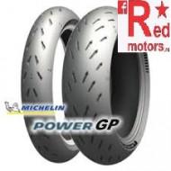 Set anvelope/cauciucuri moto Michelin Power GP 120/70ZR17 58W + 180/55ZR17 73W