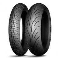 Set anvelope moto Michelin Pilot Road 4 120/70 R17 58W 180/55 R17 73W