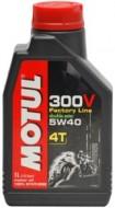 Ulei Motor Motul - 300V 4T Factory Line 5W40