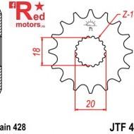 Pinion fata JTF 426 cu 16 dinti