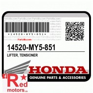Intinzator lant distributie OEM original Honda CBF500 2004--2008, Honda CB500 1995-2002, Honda CB500S 1998-2002, Honda FJS400D 2009-2011, Honda FJS400A 2009-2011