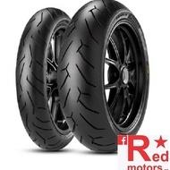 Anvelopa moto spate Pirelli DIABLO ROSSO 2 (73W) TL Rear 180/55R17 W