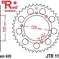 Foaie/pinion spate JTR1131.50 420 cu 50 de dinti pentru Aprilia RX 50, Derbi Senda 50