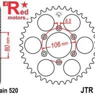 Foaie/pinion spate JTR22.42 520 cu 42 de dinti pentru Aprilia MX 125