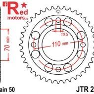 Foaie/pinion spate JTR246.37 530 cu 37 de dinti Honda CB 250, CB 400