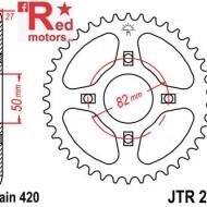 Foaie/pinion spate JTR256.43 420 cu 43 de dinti Honda CB 50, ST 50, XR 80