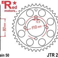 Foaie/pinion spate JTR284.38 530 cu 38 de dinti pentru Honda CB 650, CB 750