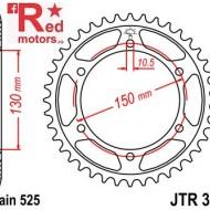 Foaie/pinion spate JTR300.46 525 cu 46 de dinti pentru Honda XL 600 V Transalp