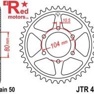 Foaie/pinion spate JTR488.46 530 cu 46 de dinti pentru Kawasaki Z 400, Z 550, Z 650, ZRX 1200