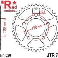 Foaie/pinion spate JTR703.40 520 cu 40 de dinti pentru Aprilia RS 125, RSV 1000