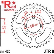 Foaie/pinion spate JTR801.54 420 cu 54 de dinti pentru Kawasaki AE 50, AE 80, KLX 110, Suzuki LT 50