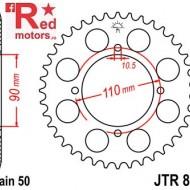 Foaie/pinion spate JTR840.38 530 cu 38 de dinti pentru Yamaha XS 400