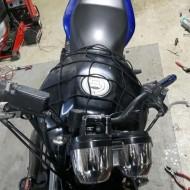 Motocicleta Honda CB600 S Hornet PC34 - 2002